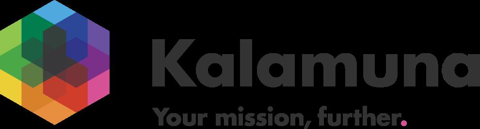 Kalamuna Logo Your Mission, Further.